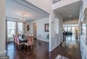 Sparkling Hardwood Throughout! - 42660 PARADISE SPRING CT, BRAMBLETON