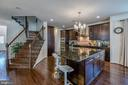 Recessed and Accent Lighting Throughout - 42660 PARADISE SPRING CT, BRAMBLETON
