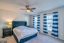 Bedroomo are Huge with So Much Light! - 42660 PARADISE SPRING CT, BRAMBLETON
