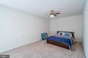 Bonus Room, Bedroom Lower Level - 42660 PARADISE SPRING CT, BRAMBLETON