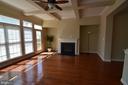 Living Room - 10339 SOUTHAM LN, OAKTON