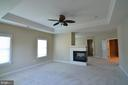 Master Bedroom - 10339 SOUTHAM LN, OAKTON