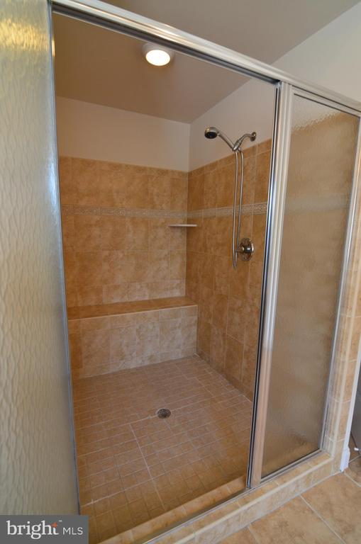 SHower in Master Bathroom - 10339 SOUTHAM LN, OAKTON
