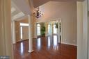 Main Entrance - 10339 SOUTHAM LN, OAKTON