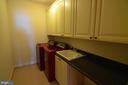 Laundry Room in Upper Level - 10339 SOUTHAM LN, OAKTON