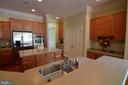 Kitchen - 10339 SOUTHAM LN, OAKTON