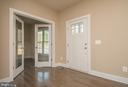 Gorgeous interior style, elegant, open interior - YAKEY LN, LOVETTSVILLE