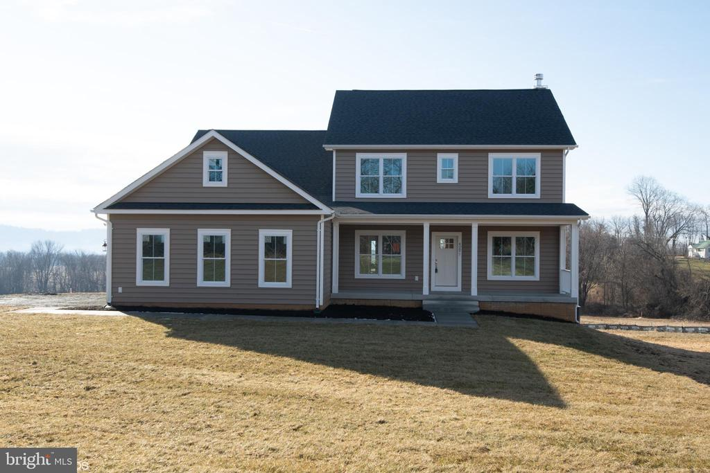 New Construction home, on 2.64 acres - YAKEY LN, LOVETTSVILLE
