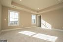 Architectural Features include Tray Ceiling - YAKEY LN, LOVETTSVILLE