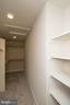 Master Bedroom walk-in Closet - YAKEY LN, LOVETTSVILLE