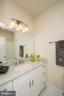 Main Level Guest Hall Bath - YAKEY LN, LOVETTSVILLE