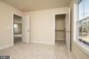Upper Level Bedroom - YAKEY LN, LOVETTSVILLE