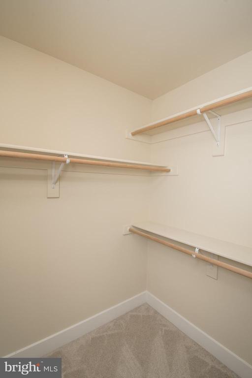 Master Bedroom Closet 2 - YAKEY LN, LOVETTSVILLE