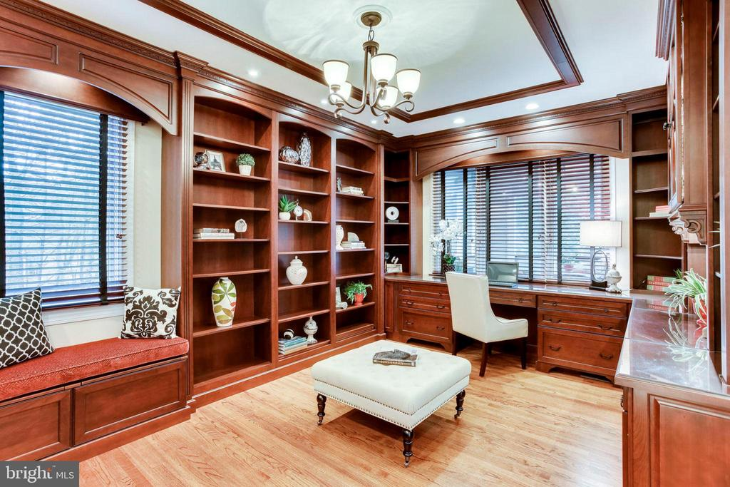 Library/Office - 1386 CAMERON HEATH DR, RESTON