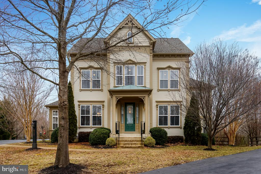 Perfectly situated on cul de sac lot in Vint Hill - 6717 ECKERT CT, WARRENTON