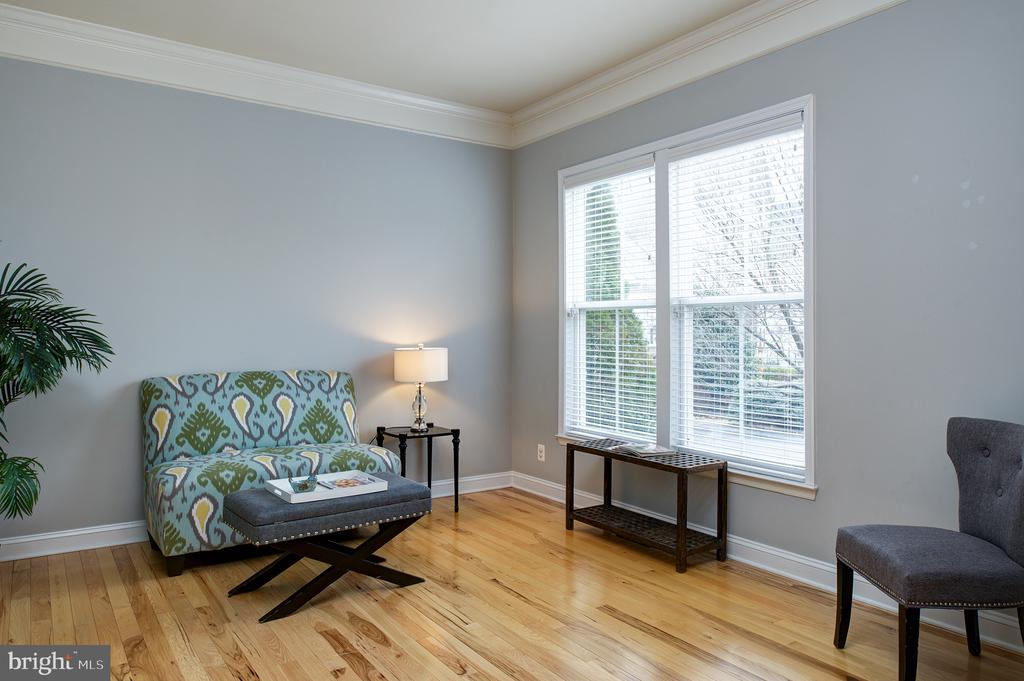 Living Room - 6717 ECKERT CT, WARRENTON
