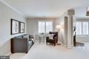 Master Bedroom Sitting Area - 1386 CAMERON HEATH DR, RESTON