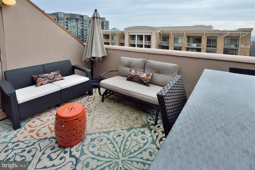 SUNDECK-GREAT FOR ENTERTAINING - 1301 N COURTHOUSE RD N #1809, ARLINGTON