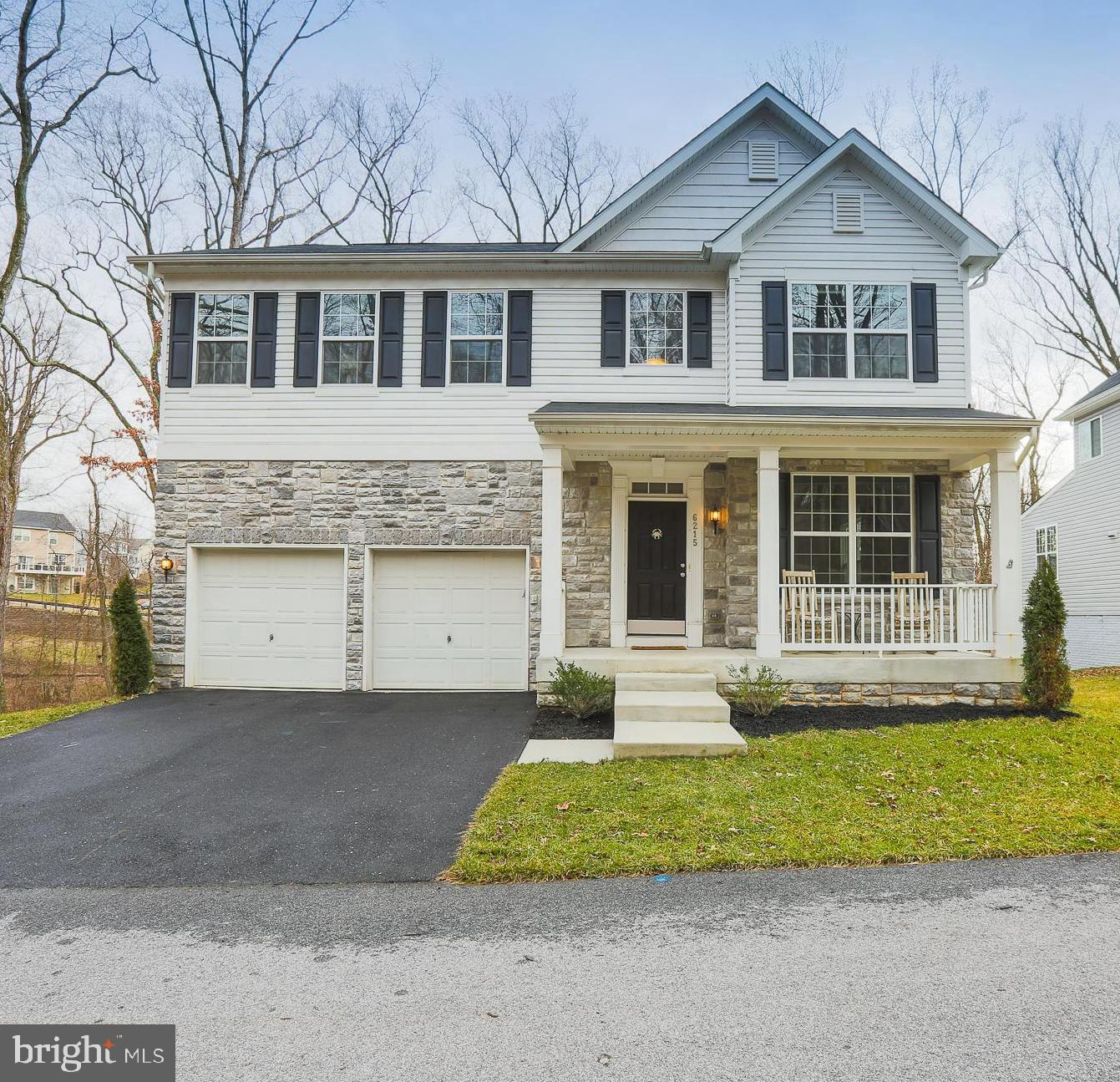 Single Family Home for Sale at 6215 Sweet Gum Lane 6215 Sweet Gum Lane Hanover, Maryland 21076 United States