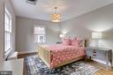 Master Bedroom - 2958 NORTHAMPTON ST NW, WASHINGTON