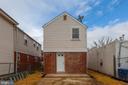 Exterior Rear - 1713 NEWTON ST NE, WASHINGTON