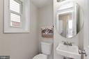 Half Bath - 1713 NEWTON ST NE, WASHINGTON