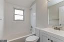 Full Bath - 1713 NEWTON ST NE, WASHINGTON