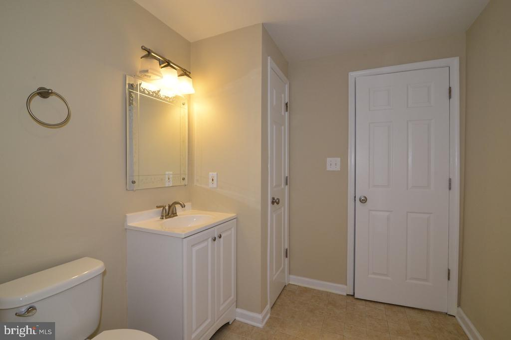 Lower Bathroom 2 - 2068 WHISPERWOOD GLEN LN, RESTON