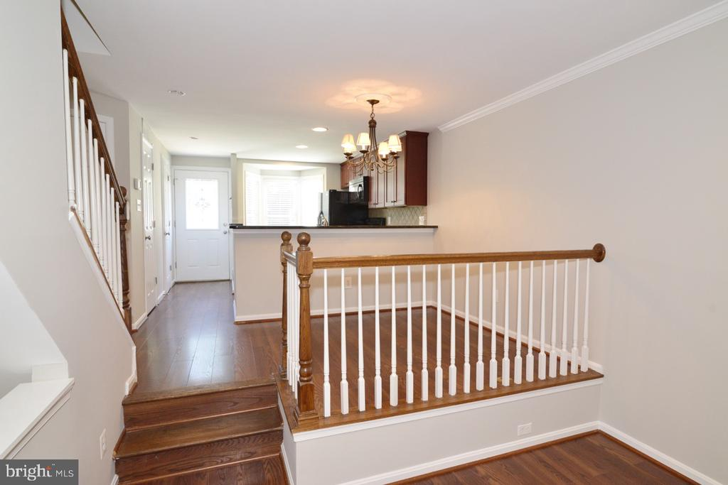 Living and Dining 1 - 2068 WHISPERWOOD GLEN LN, RESTON