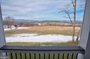 View from screened porch - 18607 MONTAGUE PL, PURCELLVILLE
