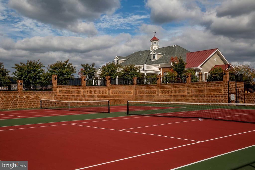 Tennis courts - 1207 SHENANDOAH VIEW PKWY, BRUNSWICK