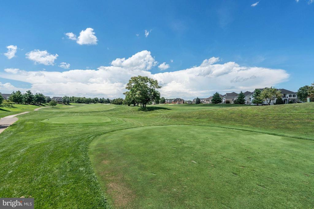 Championship 18-hole golf course overlooking river - 18421 GREEN ISLAND TER, LEESBURG