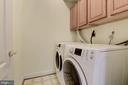 Main level Laundry Room - 18421 GREEN ISLAND TER, LEESBURG