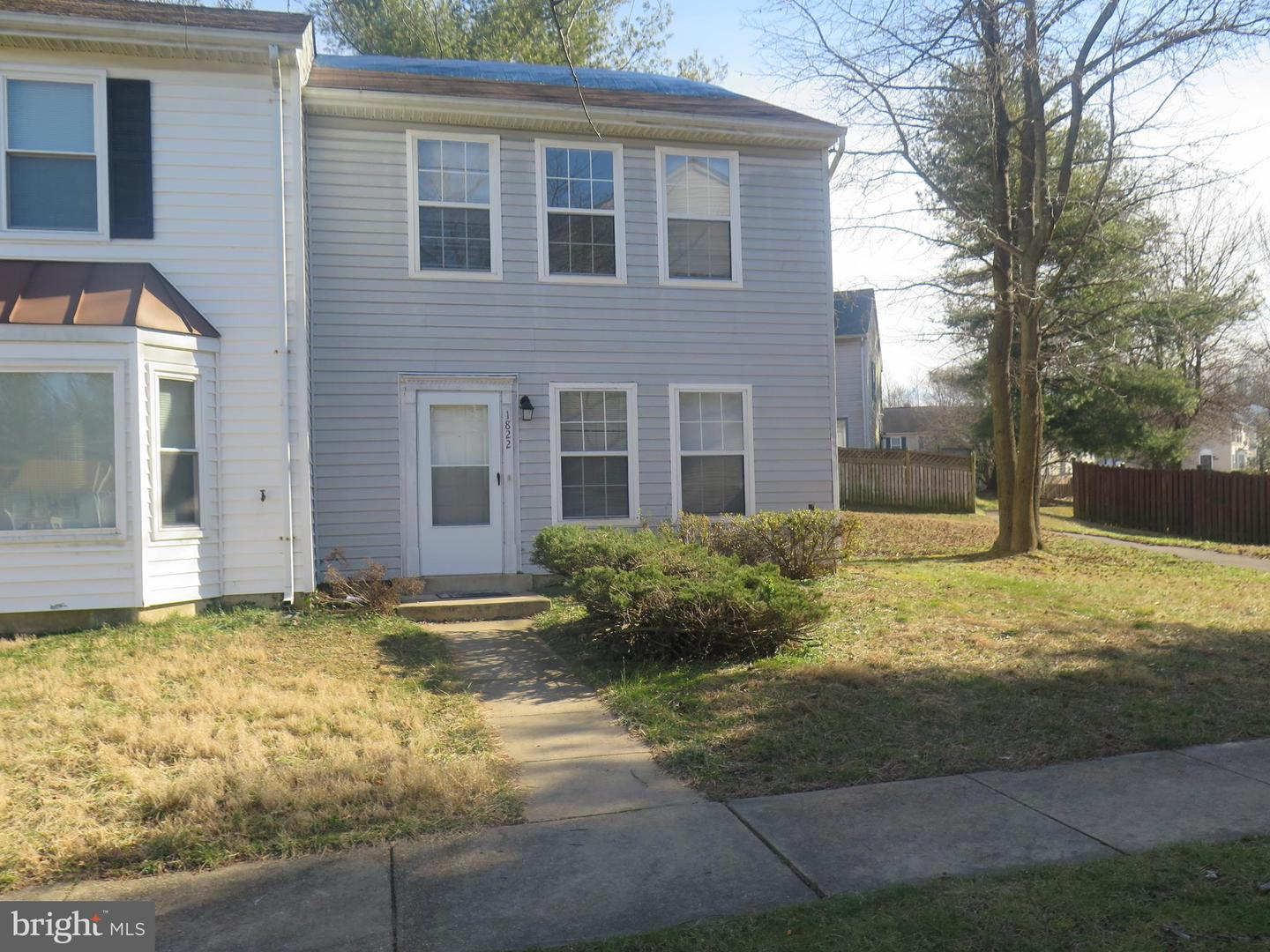 1822 TULIP AVENUE, DISTRICT HEIGHTS, Maryland