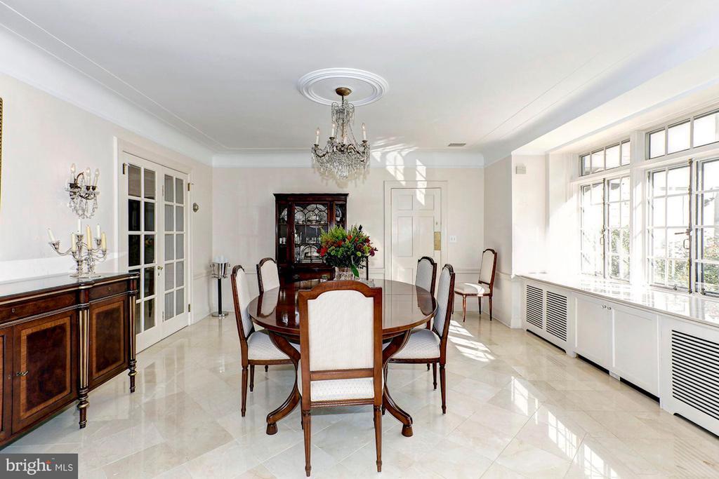 Dining Room - 3241 WOODLAND DR NW, WASHINGTON