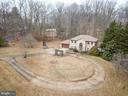Aerial Picture showing Circular driveway - 13459 FOWKE LN, WOODBRIDGE