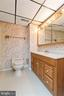 Full bathroom in the 4th Bed room in basement - 13459 FOWKE LN, WOODBRIDGE