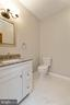 Main Floor Powder room All updated - 13459 FOWKE LN, WOODBRIDGE