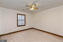 Third Bed Room on upper level - 13459 FOWKE LN, WOODBRIDGE