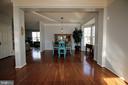 Main Floor Dining Room - 42658 HARRIS ST, CHANTILLY