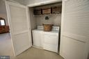 Upper Level Laundry - 42658 HARRIS ST, CHANTILLY