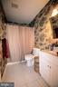 Basement Full Bath - 42658 HARRIS ST, CHANTILLY