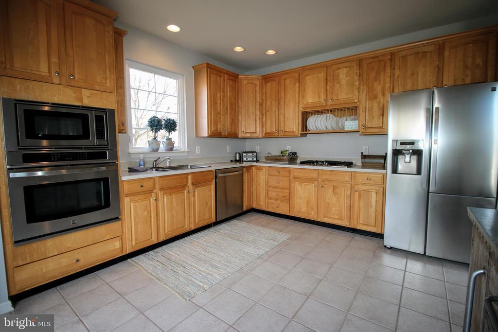 Kitchen - 42658 HARRIS ST, CHANTILLY