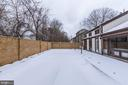 Covered pool - 6203 LEEKE FOREST CT, BETHESDA