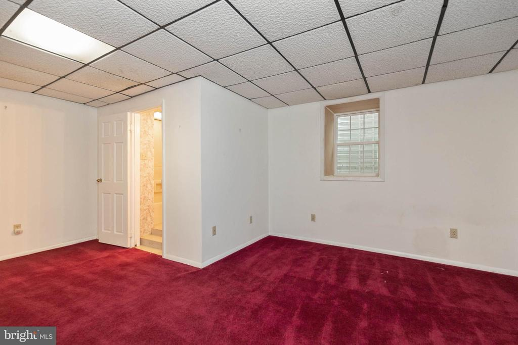 4th Bed room Suite in Basement - 13459 FOWKE LN, WOODBRIDGE