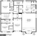 Annefield Upper-Level Floor Plan - 24462 CAROLINA ROSE CIR, ALDIE