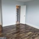 Bedroom with walk-in closet - 2500 N VAN DORN ST #909, ALEXANDRIA