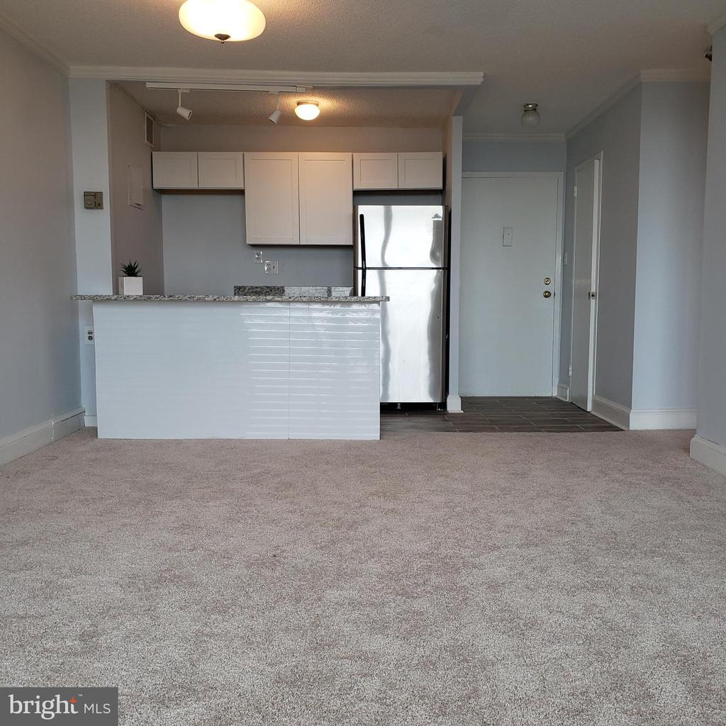 Kitchen/living area - 2500 N VAN DORN ST #909, ALEXANDRIA