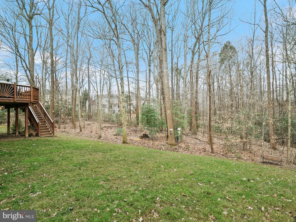 Backs to Trees! - 5629 EPPES ISLAND PL, MANASSAS
