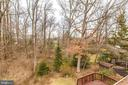 This is a view of the private backyard. - 4853 30TH ST N, ARLINGTON